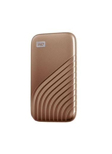 SanDisk SanDisk WD My Passport 1TB WDBAGF0010BGD-WESN 1050MBs USB-C  Taşınabilir SSD Disk Renkli
